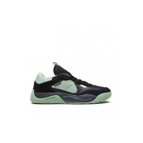 Męskie obuwie sportowe, buty SUPRA - Pecos Black/Hedge-Hedge (017) rozmiar: 45.5