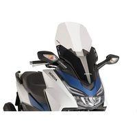 Szyby do motocykli, Szyba PUIG V-Tech Touring do Honda Forza 125 15-17 (przezroczysta)