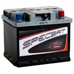 Akumulator SPECBAT 12V 45Ah/390A niska
