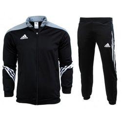 adidas Performance SERE Dres black/silver/wihte
