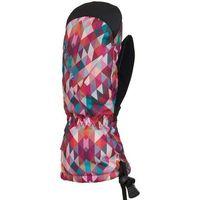 Rękawiczki dziecięce, rękawice 686 - Youth Heat Insulated Mitt Coral Kaleidoscope (CORL) rozmiar: S