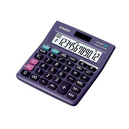 Kalkulatory, Kalkulator CASIO MJ120DS