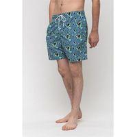Kąpielówki, szorty SANTA CRUZ - Hands All Over Swimshort Washed Navy (WASHED NAVY) rozmiar: S