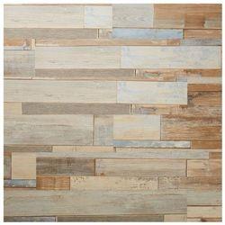 Panel podłogowy winylowy GoodHome 15,2 x 91,4 cm multi-planks blue & grey