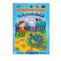 Książki dla dzieci, KOLOROWY ŚWIAT DZIECKA. MAŁY PRZEDSZKOLAK (opr. broszurowa)
