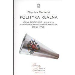Polityka realna - Zbigniew Markwart (opr. broszurowa)