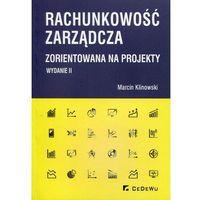 Biblioteka biznesu, Rachunkowość zarządcza zorientowana na projekty (opr. miękka)
