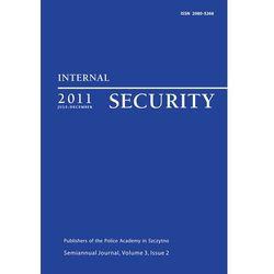 Internal Security, July-December 2011. Darmowy odbiór w niemal 100 księgarniach!