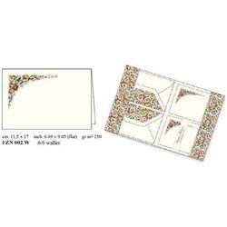 Papeteria Wallet FZN 002W