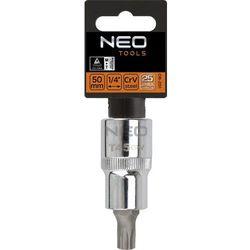Końcówka na nasadce NEO 08-758 Torx 1/2 cala T60 x 55 mm + Zamów z DOSTAWĄ JUTRO!