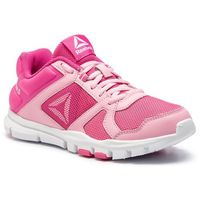 Obuwie sportowe dziecięce, Buty Reebok - Yourflex Train 10 CN8608 Light Pink/Pink/White