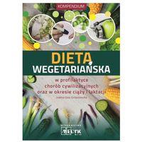 Hobby i poradniki, Dieta wegetariańska (opr. miękka)