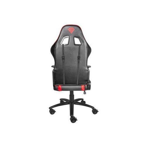 Fotele dla graczy, NATEC Fotel dla graczy Genesis Nitro880 Czarny/Czerwony - DARMOWA DOSTAWA!!!