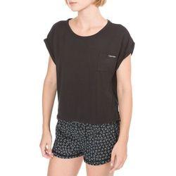Calvin Klein T-shirt Czarny M Przy zakupie powyżej 150 zł darmowa dostawa.