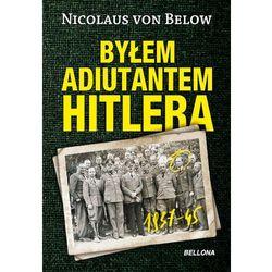 BYŁEM ADIUTANTEM HITLERA (opr. broszurowa)