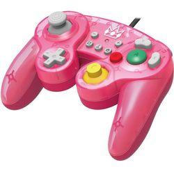 Kontroler HORI Smach Bros Gamepad Peach do Nintendo Switch