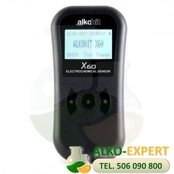 ✭✭✭ Alkomat ALKOHIT X60