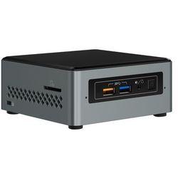 Zestaw NUC Intel NUC BOXNUC6CAYH 950804 USFF Celeron J3455 Intel HD 500 DDR3 SO-DIMM NoOS
