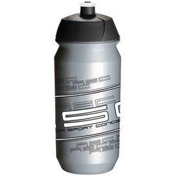 Bidon AUTHOR AB-TCX-SHIVA srebrno-biały pojemność 500ml