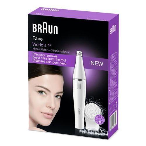 Depilatory, Braun SE810