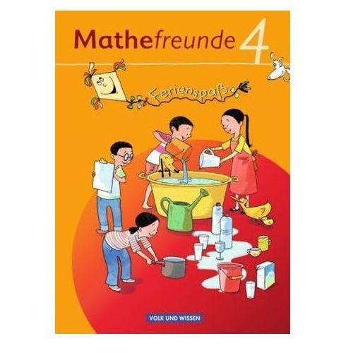 Pozostałe książki, 4. Schuljahr, Ferienspaß Eccarius, Dieter