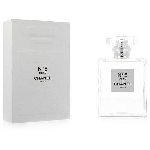 Testery zapachów dla kobiet, Chanel No.5 L´Eau woda toaletowa 100 ml tester dla kobiet