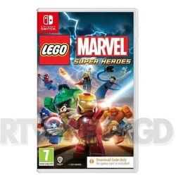 LEGO Marvel Super Heroes Gra Nintendo Switch CENEGA