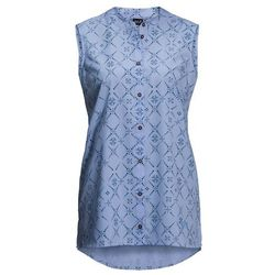 Koszulka damska SONORA MAORI SLEEVELESS shirt blue all over - M
