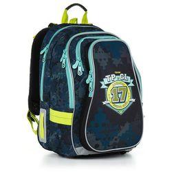 Plecak szkolny Topgal CHI 878 D - Blue
