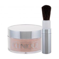 Clinique Blended Face Powder And Brush puder 35 g dla kobiet 04 Transparency