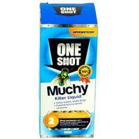 Środki i akcesoria przeciwko owadom, Preparat na muchy. Środek na muchy. ONE SHOT 2 koncentrat 100ml=7l.