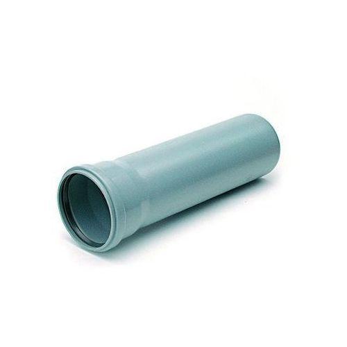 Rury i rurki hydrauliczne, Rura kanalizacyjna wewnętrzna Pipelife z mufą 75 / 2000 mm