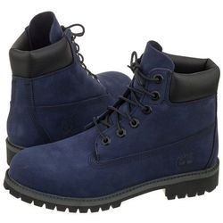 Trapery Timberland 6 In Premium WP Boot Evening Blue A1MMR (TI53-f)