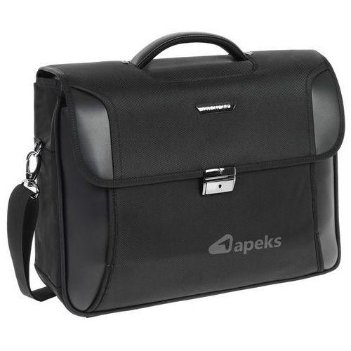 Pokrowce, torby, plecaki do notebooków, Roncato BIZ 2.0 teczka / torba na laptopa 15,6'' / tablet 10'' / XL
