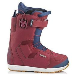 buty snowboardowe DEELUXE - Deemon TF All Mountain burgundy (2081) rozmiar: 46
