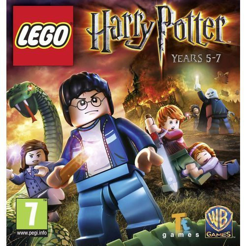 Gry na PC, Lego Harry Potter Lata 5-7 (PC)