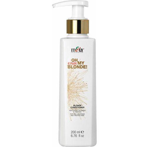 Odżywianie włosów, Itely Hairfashion OH MY BLONDE! BLONDE CONDITIONER Odżywka do włosów blond (200 ml)