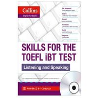 Pamiętniki, dzienniki, listy, Collins English for the TOEFL Test - TOEFL Listening and Speaking Skills (opr. miękka)