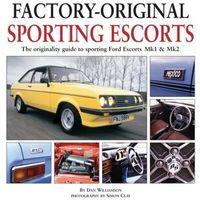 Książki sportowe, Factory-Original Sporting Mk1 Escorts