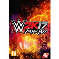 Gry na PC, WWE 2K17 Season Pass (PC)