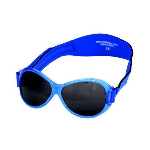 Okulary przeciwsłoneczne, Okulary przeciwsłoneczne UV, 2-5 lat, KIDZ BANZ - niebieski