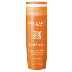 Declaré BODY CARE SMELL&ENJOY GENTLE BODY LOTION Balsam do ciała - zapach morelowy (SEL)
