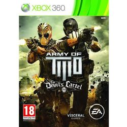 Army of Two The Devil's Cartel (Xbox 360)
