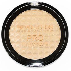 Makeup Revolution Pro Illuminate Rozświetlacz do twarzy 15g - Makeup Revolution. DARMOWA DOSTAWA DO KIOSKU RUCHU OD 24,99ZŁ