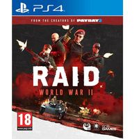 Gry PS4, Raid World War 2 (PS4)