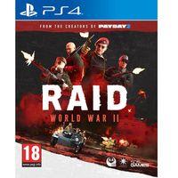 Gry na PS4, Raid World War 2 (PS4)