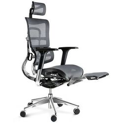 Fotel DIABLO CHAIRS V-Master Czarno-szary
