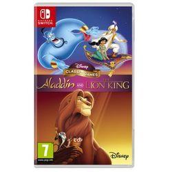 CDP Klasyczne gry Disneya: Aladdin & The Lion King Nintendo Switch