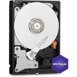 Dysk twardy Western Digital WD10PURZ - pojemność: 1 TB, cache: 64MB, SATA III, 5400 obr/min