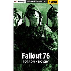 Fallout 76 - Natalia Fras «N.Tenn» - ebook